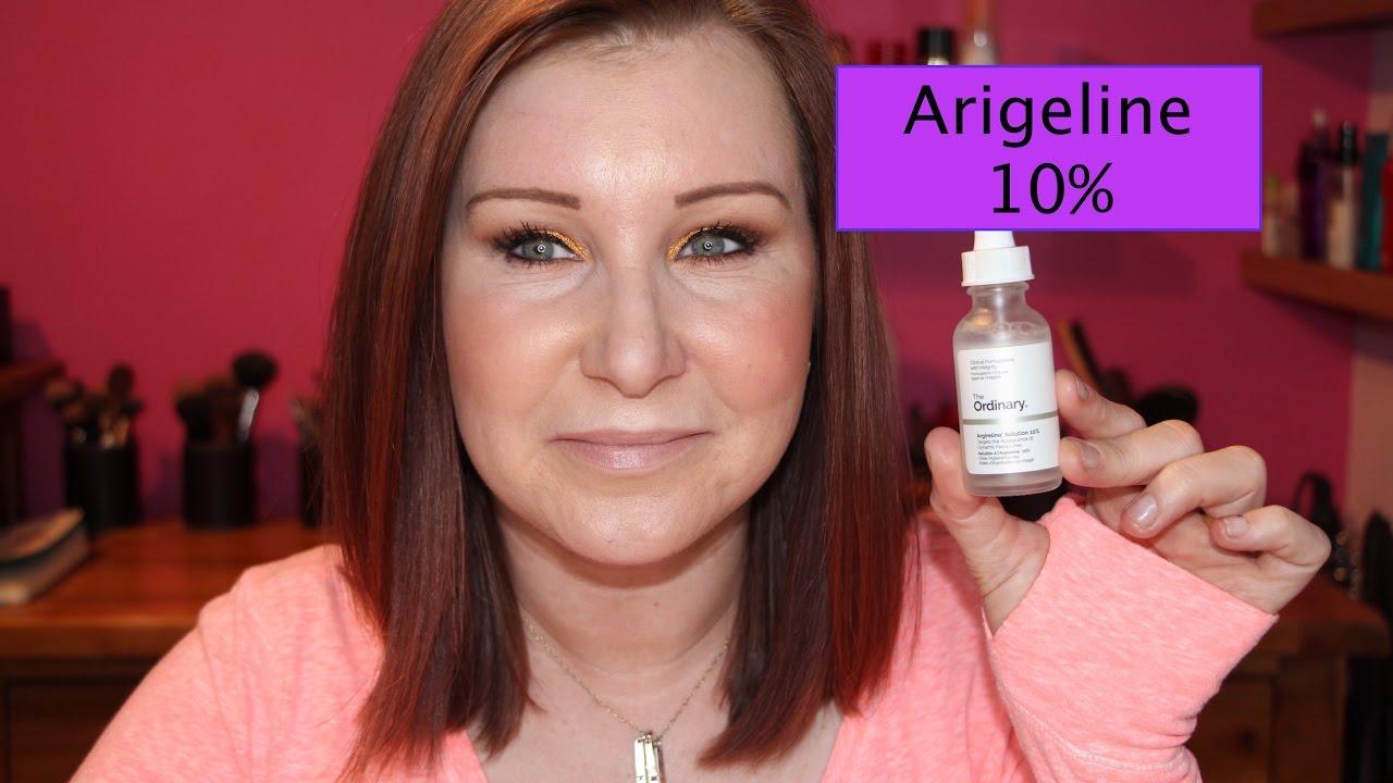 The Ordinary Argireline 10% Review