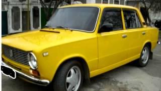 Тюнинг ВАЗ 2101 Одесса