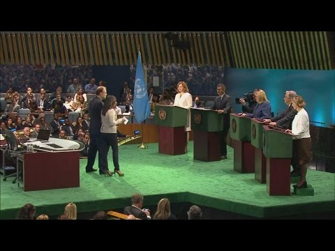 Who will be the next Ban Ki-moon? United Nations hold election