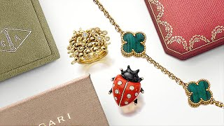 Fine Jewels from Cartier, Chaumet and Van Cleef & Arpels