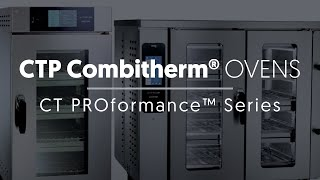 CT PROformance Combitherm Combi Oven from Alto-Shaam: Master the Elements(Alto-Shaam announces the NEW CT PROformance™ Combitherm® Oven featuring PROpower™ turbo mode allowing up to 20% greater speed than other ..., 2014-02-03T22:01:18.000Z)