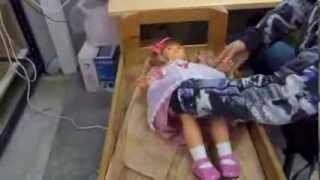 Видео с кукольной фабрики ASI в Аликанте - секреты производства кукол