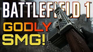 Battlefield 1: 100 Game With This Godly Smg!  4k Ps4 Pro Multiplayer Gameplay