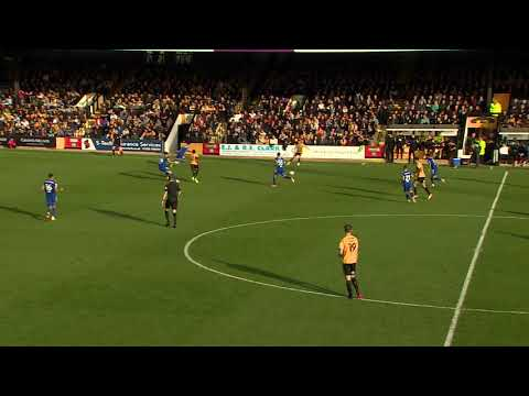 Cambridge Utd Ipswich Goals And Highlights