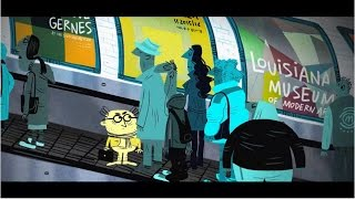Louisiana Music Animated Films: Agoraphobic with Emmanuel Pahud, a film by Grégoire Pont