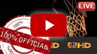 Randers - Bakken Bears live Basketball- 2019