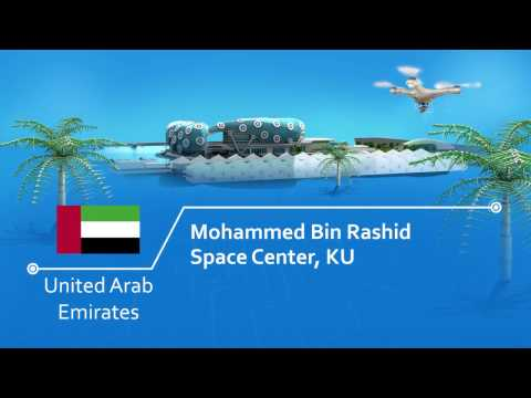Mohammed Bin Rashid Space Center, KU - United Arab Emirates