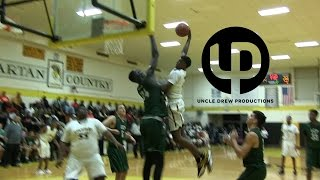 7'6 Tacko Fall POSTERIZED by Anthony Lawrence!!