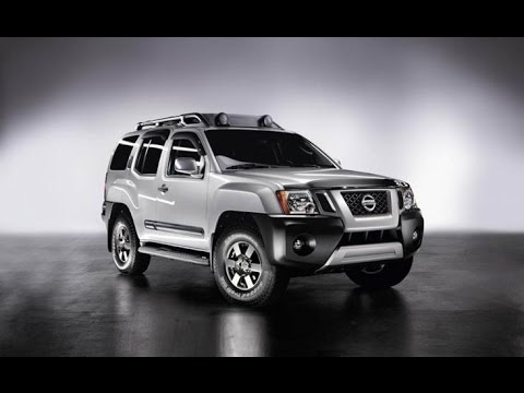 2016 Nissan Xterra Review Official