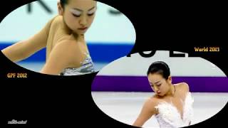 浅田真央(mao asada) 『Swan Lake』 Best performance ~ GPF 2012 FS & World 2013 FS