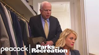 Leslie's Party Meltdown - Parks and Recreation