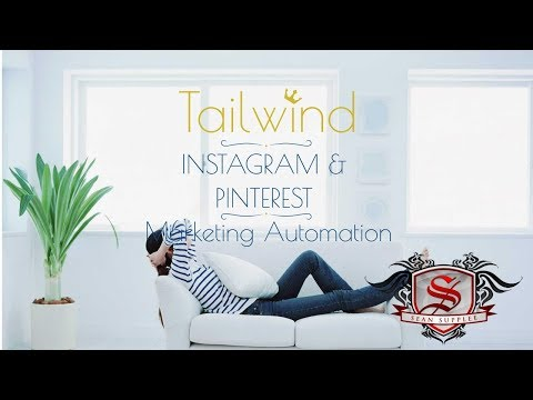 Tailwind Instagram Marketing Strategy and Pinterest thumbnail