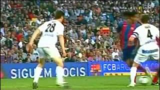Ronaldinho Gaúcho Em Seu Melhor No Barcelona