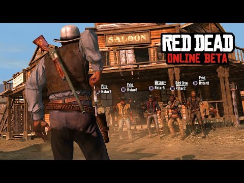Red Dead Online - NEW LEAKS! Release Date, Trailer, Gameplay, Character Creation & MORE!