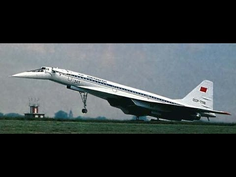 Крушение самолета. Битва за сверхзвук   Правда о Ту 144