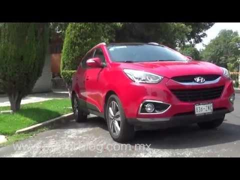 Hyundai ix35 Prueba de Manejo Parte 1