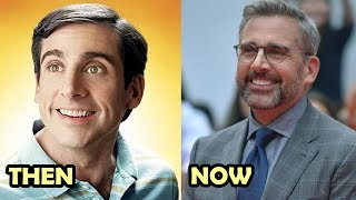 The 40 Year Old Virgin (2005) Cast: Then And Now 2018