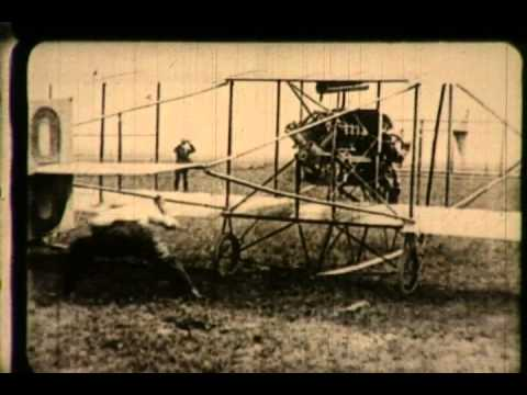 F-0042 Early Aviaition/Airplane Video: The First Flying Machines
