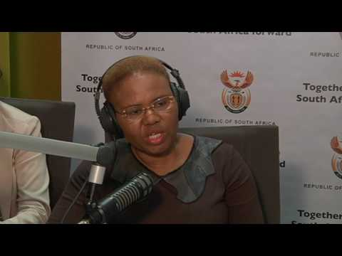 Minister Lindiwe Zulu gives background to Entrepreneur Centres