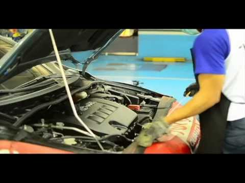 Toyota Express Maintenance - Toyota Global City