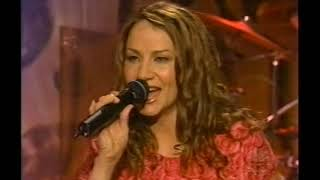 Joan Osborne - Safety in Numbers live - Tonight Show 2000