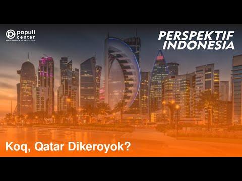 "Perspektif Indonesia: ""Koq, Qatar Dikeroyok?"" - 10 Juni 2017"