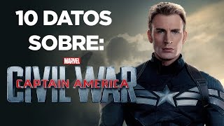 10 Datos sobre Civil War - HD