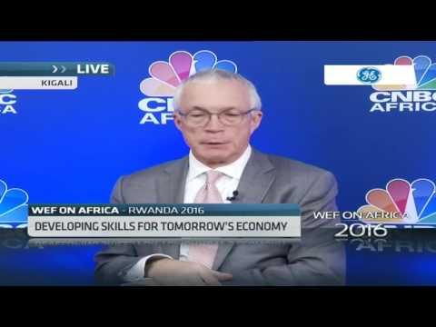 WEF Africa Debate: Developing skills for tomorrow's economy