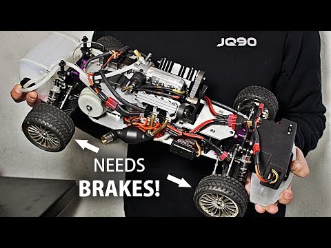 STIFFENING the Chassis and Installing ALL Electronics For theV4 RC CAR!