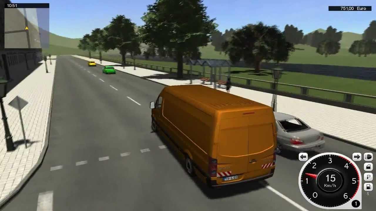 sonderfahrzeuge simulator demo