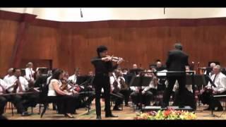 S. Prokofiev-Violin Concerto No. 2 in g minor. Op. 63-Alfredo Reyes Logounova (3/3)