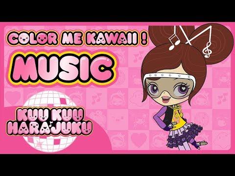 Kuu Kuu Harajuku | Music's Concert Costume | Color Me Kawaii