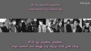 [ROM/ PL SUB] EXO-K - Beautiful ~polskie napisy~