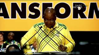 A look at President Zuma's political career