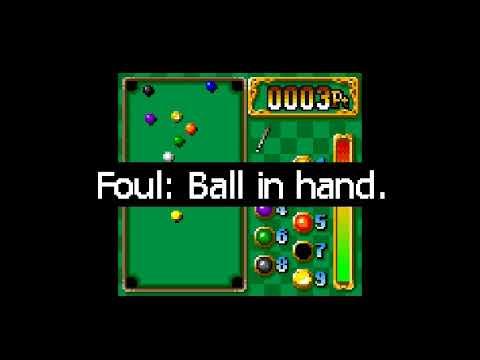 Download Nine Ball  - NEC 128x128 old java game