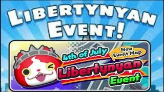 Getting All Stars & Battling all H.S In Liberty M.W FINALE[Yokai Watch Wibble Wobble]Event#12