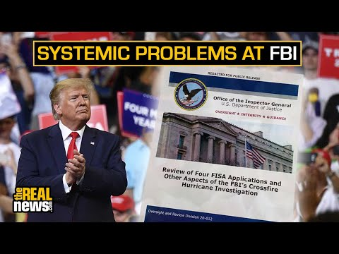 Inspector General Report Unveils Systemic Problems at FBI