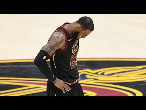 LeBron on NBA Finals loss, hand injury and his basketball future
