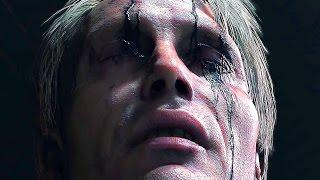 DEATH STRANDING Trailer 4K (Hideo Kojima Game) - TGA 2016