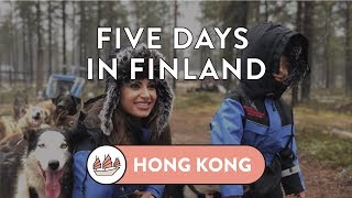 Five Days In Finland