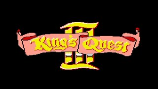 Amiga 500 Longplay [023] King's Quest III: To Heir Is Human