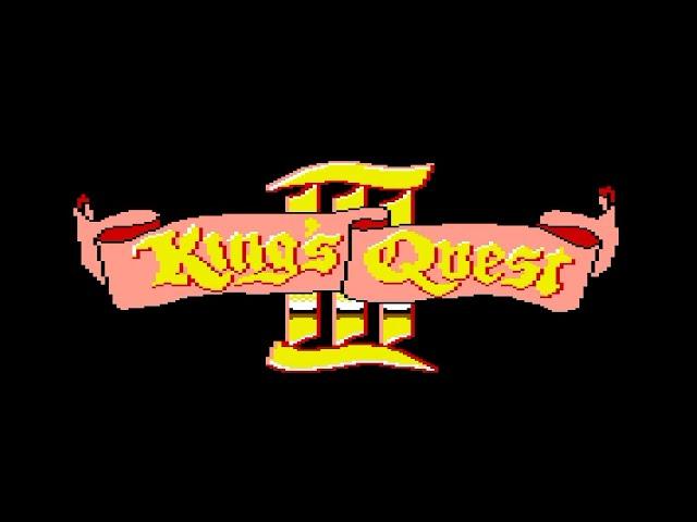 Amiga 500 Longplay [023] King's Quest III: To Heir Is Human