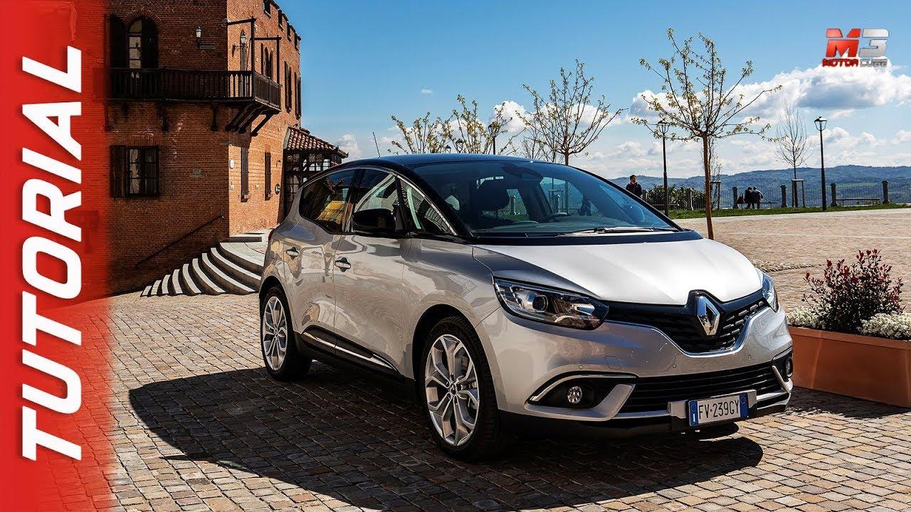 New Renault Scenic Grand Scenic 2019 Francesco Fontana Giusti Racconta I Nuovi Diesel Blue Dci