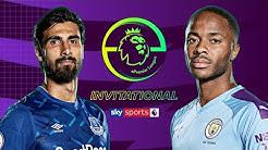 Andre Gomes vs Raheem Sterling   Everton vs Manchester City   EPL Invitational 2020