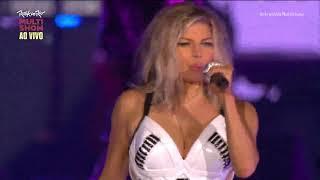 Fergie   MILF $ Live