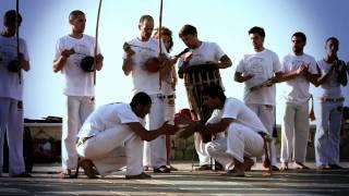 ACAPOEIRA  Batizado & Troca de cordas Heraklion , Greece 2010 Graduado Jesus