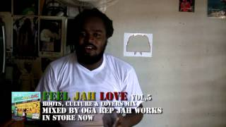 FEEL JAH LOVE VOL.5 SHOUT(1)