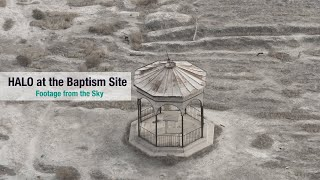 Baptism Drone Footage