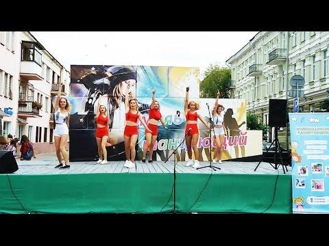KARA 카라 - 맘마미아 Mamma Mia dance cover Suavi Sol
