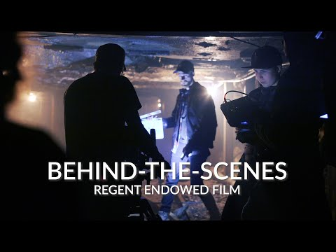 Cold Mind: A Behind-the-Scenes Look at Regent's Endowed Film